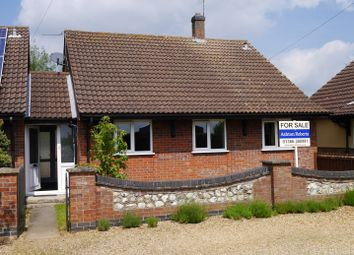 Thumbnail 3 bedroom bungalow for sale in The Drove, Barroway Drove