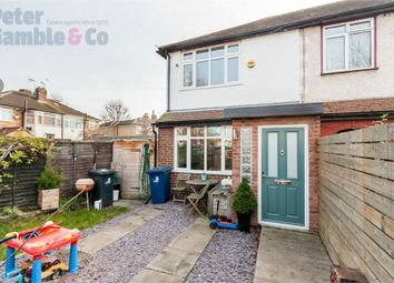 Thumbnail 1 bed end terrace house for sale in Jordan Road, Perivale, Greenford, Greater London