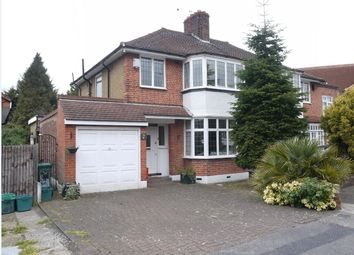 Thumbnail 4 bed semi-detached house to rent in Mottingham Gardens, Mottingham