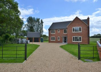 Thumbnail 5 bedroom detached house for sale in Dunham Road, Sporle, King's Lynn