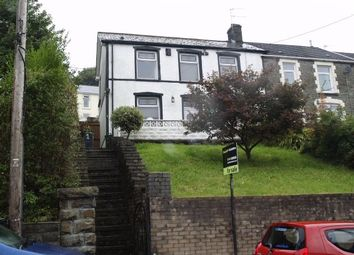 Thumbnail 3 bed semi-detached house for sale in Dan Y Deri Cottages, Mountain Ash