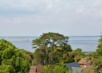 Thumbnail 4 bed detached house for sale in York Lane, Totland Bay