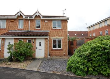 Thumbnail 3 bed end terrace house for sale in Hennessey Close, Chilwell
