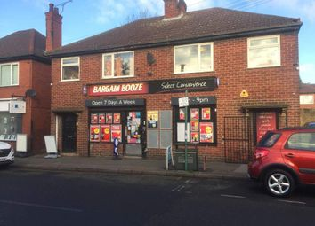 Thumbnail Retail premises for sale in Mansfield NG20, UK
