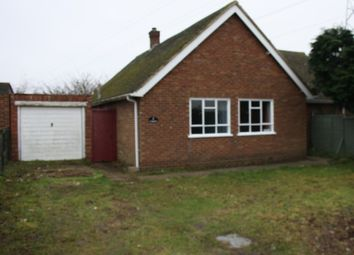 Thumbnail 3 bed bungalow for sale in Box End Road, Kempston, Bedford, Bedfordshire