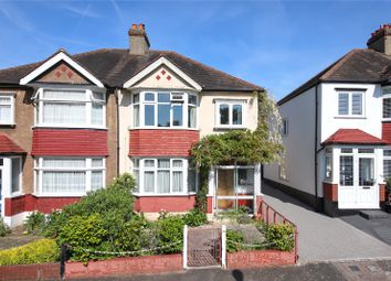 Thumbnail 3 bed semi-detached house for sale in Norbury Close, Norbury