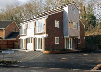 Thumbnail 1 bed flat for sale in Mayles Lane, Wickham, Fareham