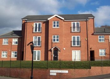 Thumbnail 2 bed flat to rent in Wordsworth Court, Sheffield
