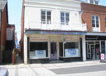 Thumbnail Retail premises to let in Hamilton Road, Felixstowe