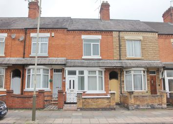 Thumbnail 2 bedroom terraced house to rent in Milligan Road, Leicester