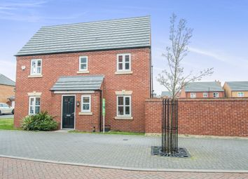 Thumbnail 3 bed town house for sale in Leven Road, Tamworth