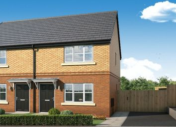2 bed semi-detached house for sale in The Linton, Newbury Road, Skelmersdale, Lancashire WN8