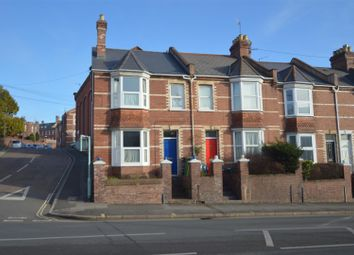 Thumbnail 2 bed property for sale in Holloway Street, St. Leonards, Exeter