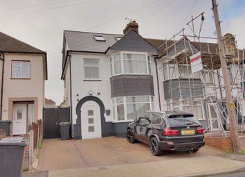 5 bed semi-detached house for sale in Bellman Avenue, Gravesend DA12