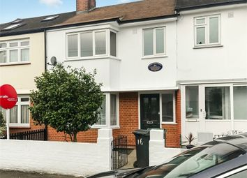 Thumbnail 3 bed terraced house for sale in College Road, Walthamstow, London