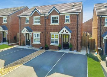 3 bed semi-detached house for sale in Hawthorn Close, Shavington, Crewe CW2