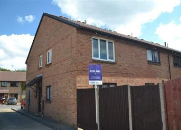 Thumbnail 1 bed maisonette for sale in Gatcombe, Netley Abbey, Southampton