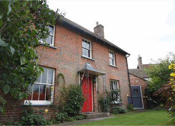 Thumbnail 3 bed semi-detached house for sale in Bridge, Sturminster Newton