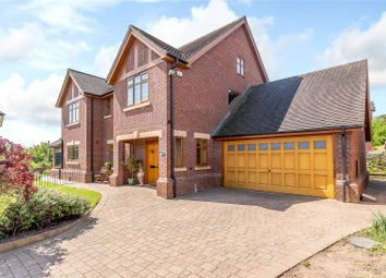 Thumbnail 4 bedroom detached house for sale in Falkland Park, Dorrington, Shrewsbury