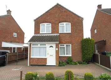 Thumbnail 3 bedroom detached house for sale in Weavers Croft, Starston, Harleston