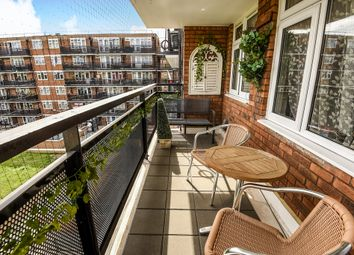 Thumbnail 2 bed flat for sale in Layard Square, London