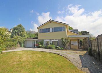 Thumbnail 4 bed detached house for sale in Budshead Road, Crownhill, Plymouth