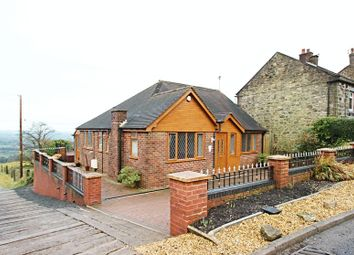 Thumbnail 3 bedroom detached bungalow for sale in High Street, Mow Cop, Stoke-On-Trent