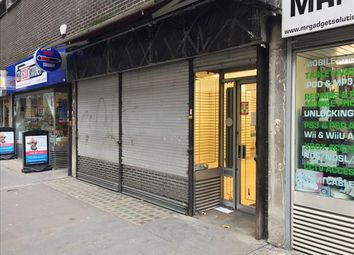 Thumbnail Retail premises to let in 14 Gravel Lane, London