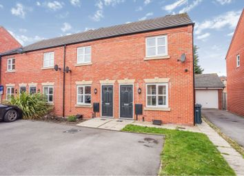 Thumbnail 2 bed town house for sale in Blakeholme Court, Burton Upon Trent