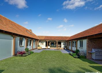 Thumbnail 4 bed barn conversion for sale in Wells Road, Warham, Wells-Next-The-Sea