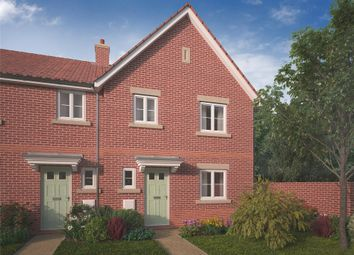 Thumbnail 3 bed semi-detached house for sale in Plot 9, The Dinton, Cotswold Grange, Alma Road, Cheltenham, Gloucestershire