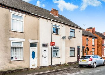 Thumbnail 2 bedroom terraced house for sale in Park Street, Cannock