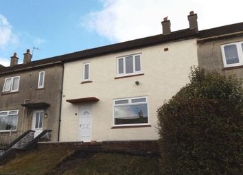 Thumbnail 3 bed terraced house for sale in Tourhill Road, Kilmarnock