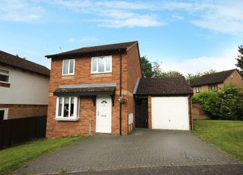 Thumbnail 3 bed detached house for sale in Oakleigh Drive, Northampton, Northamptonshire.