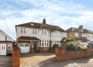 Thumbnail 5 bed semi-detached house for sale in Elgin Road, Sutton, Surrey