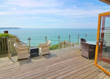 Thumbnail 4 bedroom detached house for sale in Mortehoe, Woolacombe