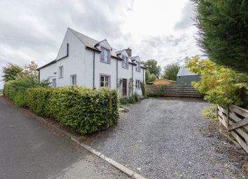 Thumbnail 4 bed detached house for sale in The New House, Midlem, Selkirk. Scottish Borders