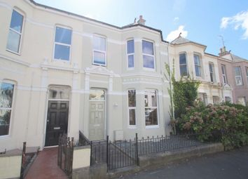Thumbnail 4 bedroom terraced house for sale in Salisbury Road, St Judes, Plymouth