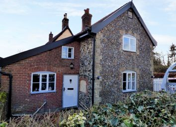 Thumbnail 2 bed cottage for sale in High Green, Great Moulton, Norwich