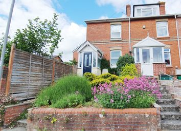 Thumbnail 3 bedroom end terrace house for sale in Queens Road, Blandford Forum