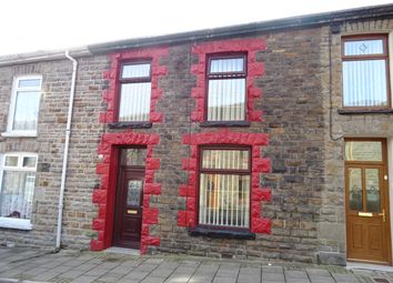 Thumbnail 3 bedroom terraced house to rent in Alexandra Road, Gelli, Pentre