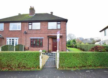 Thumbnail 3 bedroom semi-detached house for sale in Wray Crescent, Wrea Green, Preston