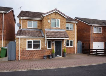 Thumbnail 5 bed detached house for sale in Ash Grove, Chesterfield