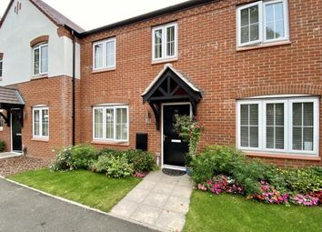Thumbnail 2 bedroom terraced house for sale in Dewberry Road, Tidbury Green, Solihull, West Midlands