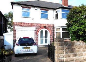 Thumbnail 4 bed semi-detached house to rent in Marsh Hill, Erdington