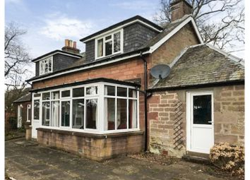Thumbnail 3 bed detached house for sale in Church Road, Burrelton