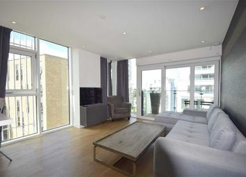 Thumbnail 2 bed flat to rent in Enterprise Way, Wandsworth, London
