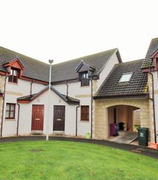 Thumbnail 3 bed flat for sale in Knockomie Rise, Forres