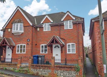 Thumbnail 2 bed semi-detached house to rent in Sumner Road, Farnham