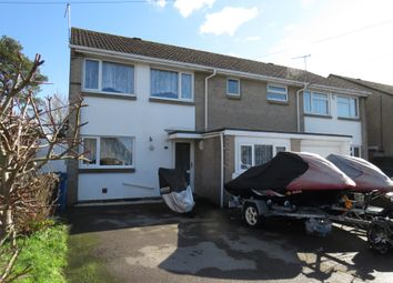 Thumbnail 5 bed semi-detached house for sale in Preston Road, Poole